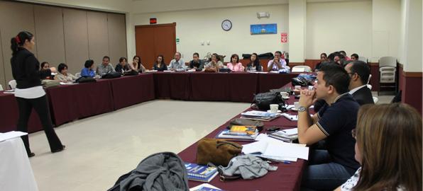 Organizaciones de MODES participaron en Curso Ley de Acceso a la Información.